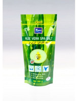 YOKO-522 Aloe Vera SPA Salt (Zipper Bag) 10 oz / 300gr