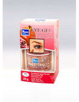 YOKO-460 EYE GEL - POMEGRANATE EXTRACT(Jar + Red box) 0.67 / 20gr