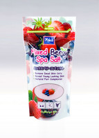 YOKO-548 Mixed Berry SPA Salt (Zipper bag) 10 oz / 300gr