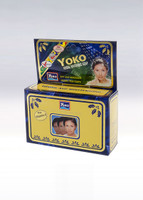 YOKO-018 HERBAL SOAP(Gold / Yellow) 2.67 oz / 80gr