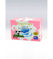 YOKO-434 YOGURT SPA Bar SOAP(in the Box) 3 oz / 90gr
