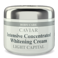 HT26 CAVIAR Intensive Concentrated Whitening Cream (Silver Cap / Jar) 16.7oz / 500ml