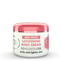 HT26 Topsygel Anti Spots Lightening Body Cream (Jar) (Concentrated) 16.7oz / 500ml