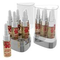 HT26 Serum 90 ANTI-TACHES AMPOULES 0.24 oz / 7ml
