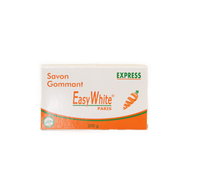 Easy  White  EXPRESS Carrot  Soap 7oz / 200g