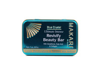 Makari BLUE CRYSTAL Revivify Beauty Bar Soap 7 oz / 200gr