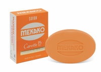 Mekako Carrot 15Plus Soap 7 oz/200g