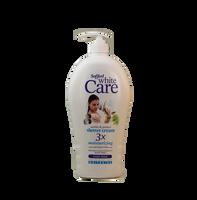 Laffair Soffeel White Care Goat Milk Shower Cream 42.3oz/1200ml