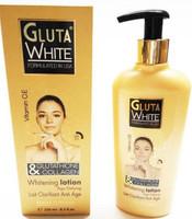 GLUTA WHITE Whitening Age Defying Lotion 8.5 oz / 250 ml