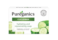 Pureganics #283 Hydrating Cucumber Soap 4.46oz / 135g