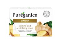 Pureganics #660 Caming Ginger Soap 4.76oz / 135g
