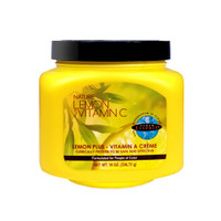 Clear Essence LEMON Plus Vit-C.A Jar Creme 19oz / 536g