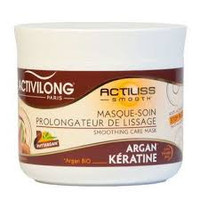 Activilong Actiliss Argan and Keratin Smoothing Care Mask (004224) 6.8oz/200ml