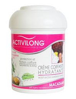 Activilong MACADAMIA  Oil Moisturizing Hair Dress Pomade 4.2 oz / 125 ml #A-23