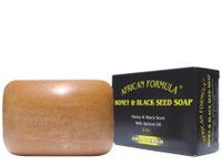African Formula Honey Black Seed Soap 3.5 oz / 100g