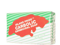 Carbolic Germicidal Soap (Green)  4.41 oz / 125 g