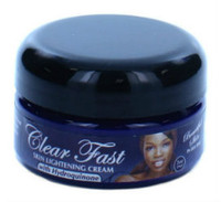 Clear Fast Skin Lightening Jar Cream 2oz/59ml