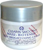 Clear & Smooth Maxi Britener Skin Brightening Jar (Silver) Cream 4oz