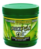 CRECE PELO NATURAL TREATMENT 16oz/454gr
