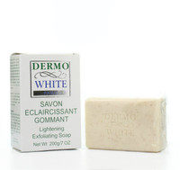 Dermo White Lightening Exfoliating Soap 7 oz / 200 g