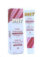 DH7 Lightening Tube Cream (whtie/red) 1.76 oz / 50 ml