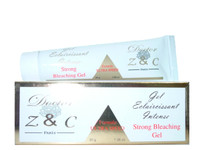 Doctor Z&C Ultra Speed Strong Bleaching Tube Gel 1 oz / 30 ml