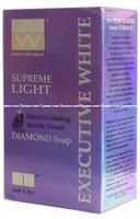 Executive White Supreme White Micro Exfoliating Soap 6.66oz/200g