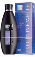 Executive White Supreme White Tone Balancer Milk Lotion 13.2oz/400 ml
