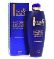 Fair & White Exclusive Whitenizer Lotion 17 oz / 500 ml