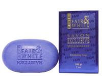 Fair & White Exclusive Whitenizer Soap Exfoliating 7 oz / 200 g