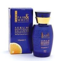 Fair & White Exclusive Whitenizer Serum Vit-C 1 oz / 30 ml