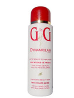 G&G Dynamiclair Lightening Beauty Milk Lotion (Red) 16.9 oz / 500 ml