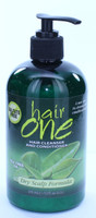 Hair One with Tea Tree Oil Dry Scalp Formula 12oz/355ml