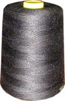 Hair Weaving Thread (Yarn-String) 12oz - Large (black)