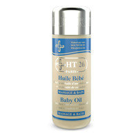 HT26 Baby Oil Softening & Soothing  8 oz / 250 ml