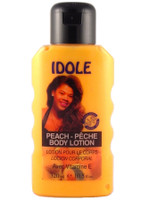 Idole Peach Body Lotion 10.5 oz / 320 ml