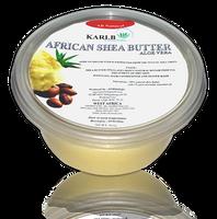 KARI.B African Shea Butter ALOE VERA Jar 16 oz/ 480g