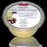 KARI.B African Shea Butter APPLE Jar 16 oz/ 480g