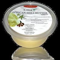 KARI.B African Shea Butter Vanilla Jar 16 oz/ 480g