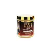 Ketty Hair Hair Wax  with Coconut Oil 6.78 oz / 200 ml