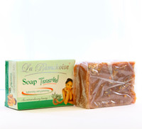 La Bamakoise Lightening And Gumming Soap(Tamarin) 7.5oz/225g