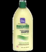 La Bella Manzsnilla Shampoo with Aloe Vera 34oz/1000ml
