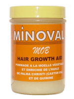 Minoval Hair Growth Aid MOB 4 oz / 120 ml