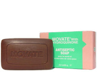 Movate Anticeptic soap w/hq 3 OZ