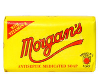 Morgan's Anti-Bacterial Medicated Soap 2.8oz / 80g