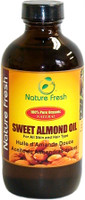 Nature Fresh Organic 100% Pure Almond Oil 8oz