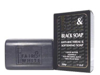 Fair & White Original Black soap Lightening 7 oz / 200 gr