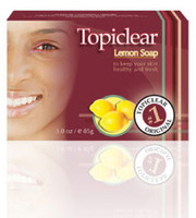 Topiclear Lemon Soap 3 oz / 85 g
