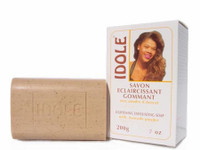 Idole Lightening Exfoliating Soap (Lady Face/White ground) 7 oz / 200 gr