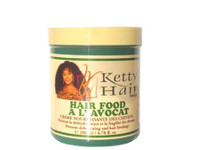 Ketty Hair Hair Food Avocat 6.78 oz / 200 ml